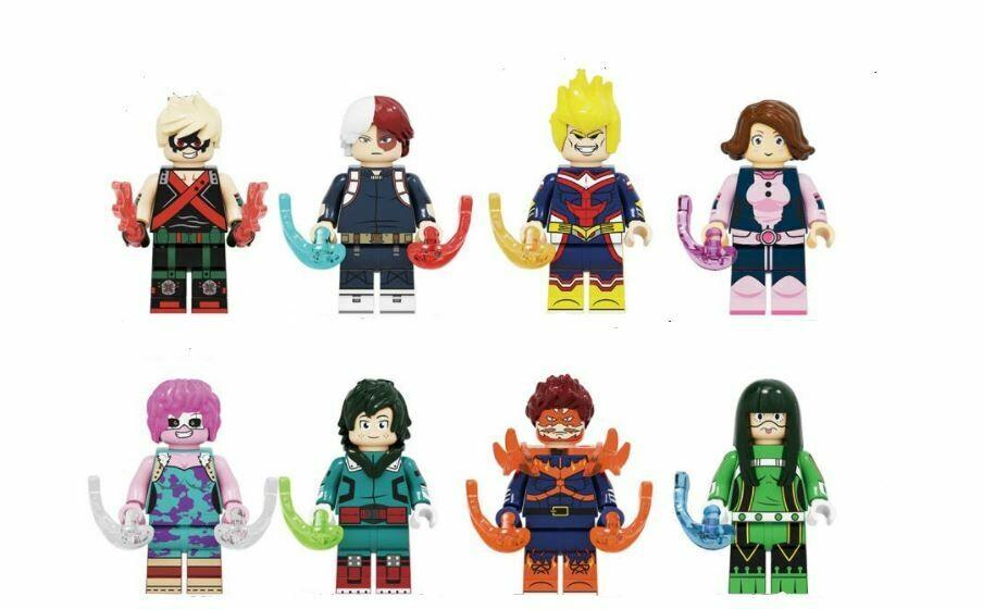 My Hero Academia Mini-Figure