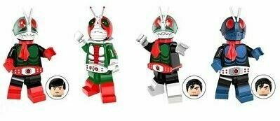 Lego Masked Kamen Rider Mini-Figure