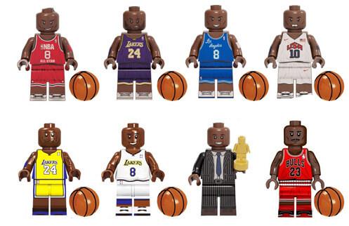 Lego NBA Mini-Figure