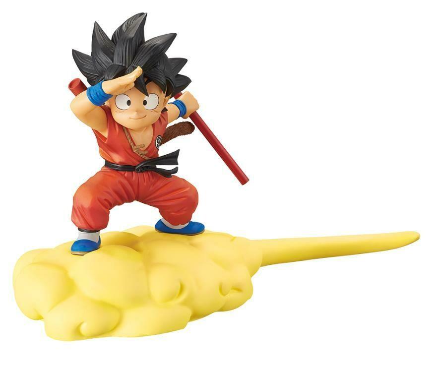 Dragon Ball Goku & Flying Nimbus (Ver.A) Figure