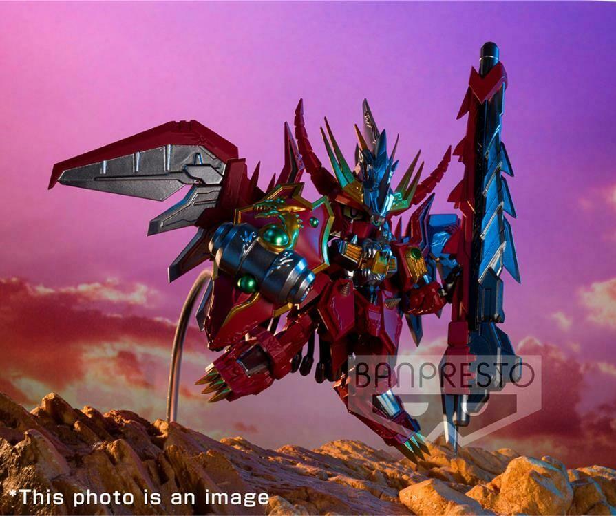 Pre-Order: Gundam SD Red Lancer Gundam