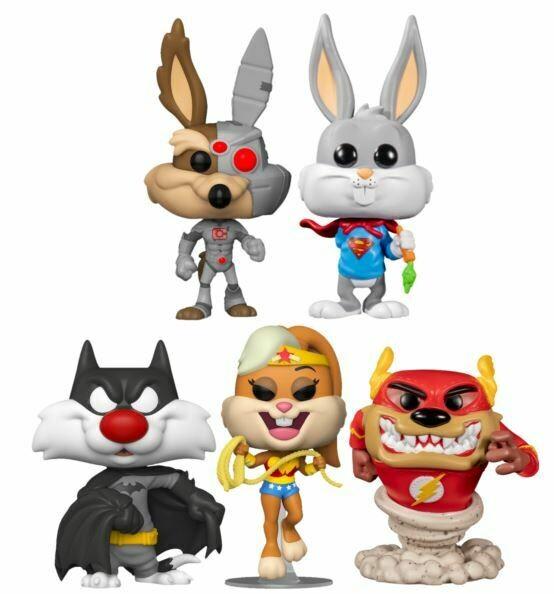 Looney Tunes - DC Superheroes Pop! Vinyl Figure