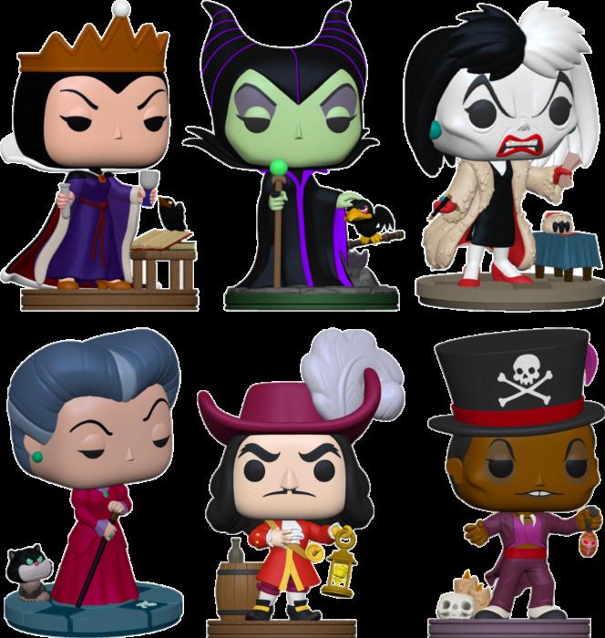Pre-order: Disney Villains - Ultimate Villains Pop! Vinyl Figure