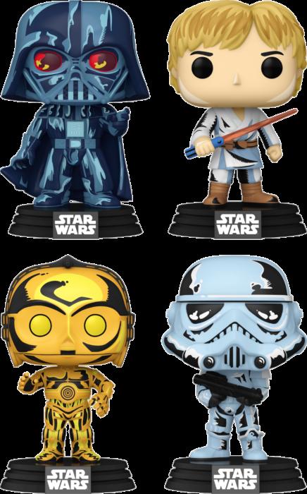 Star Wars - Retro Series Pop! Vinyl Figure