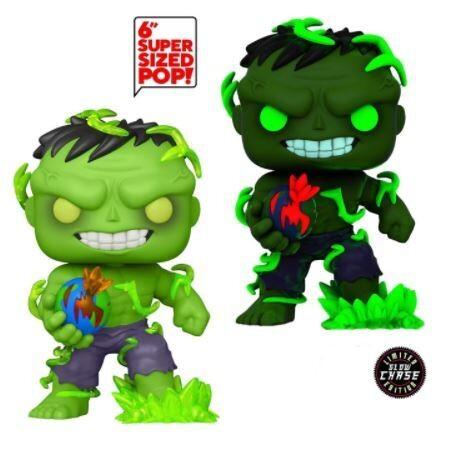 "Hulk - Immortal Hulk with chase 6"" Pop! Vinyl Figure (Bundle of 4)"