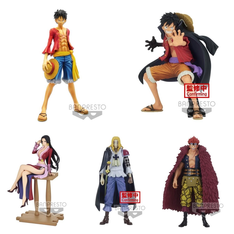Pre-Order: Bandai Banpresto One Piece Figure