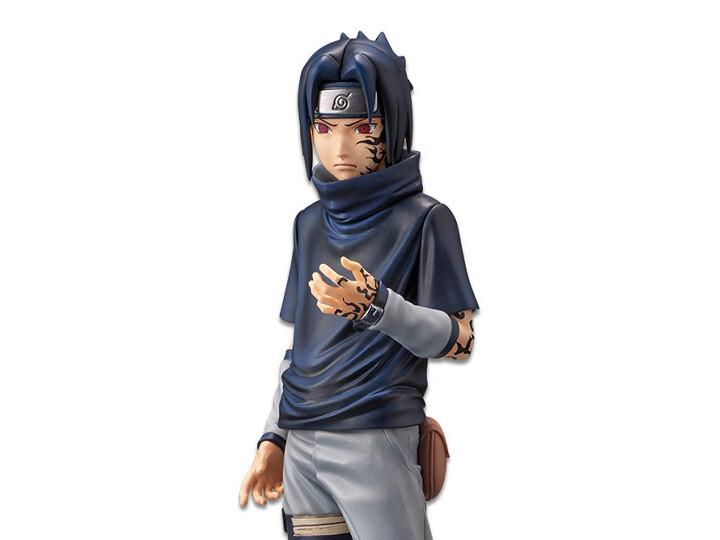 Naruto Shippuden Grandista Nero Uchiha Sasuke (Ver.II)