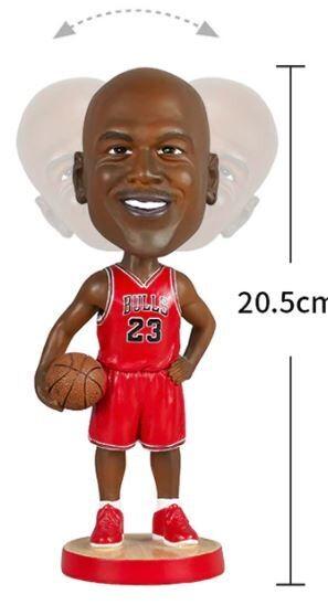 NBA Basketball Jordan Collectable Figure