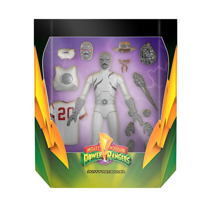 Pre-Order: Power Rangers Ultimates Putty Patroller 7-Inch Action Figure