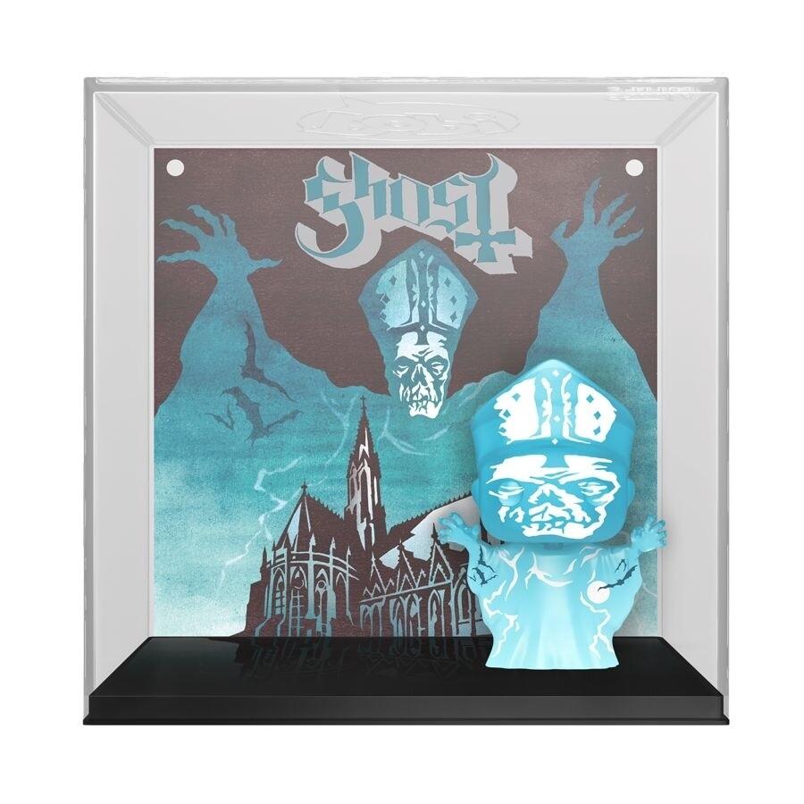 Pre-Order: Ghost - Opus Eponymous US Exclusive Pop! Album Vinyl Figure