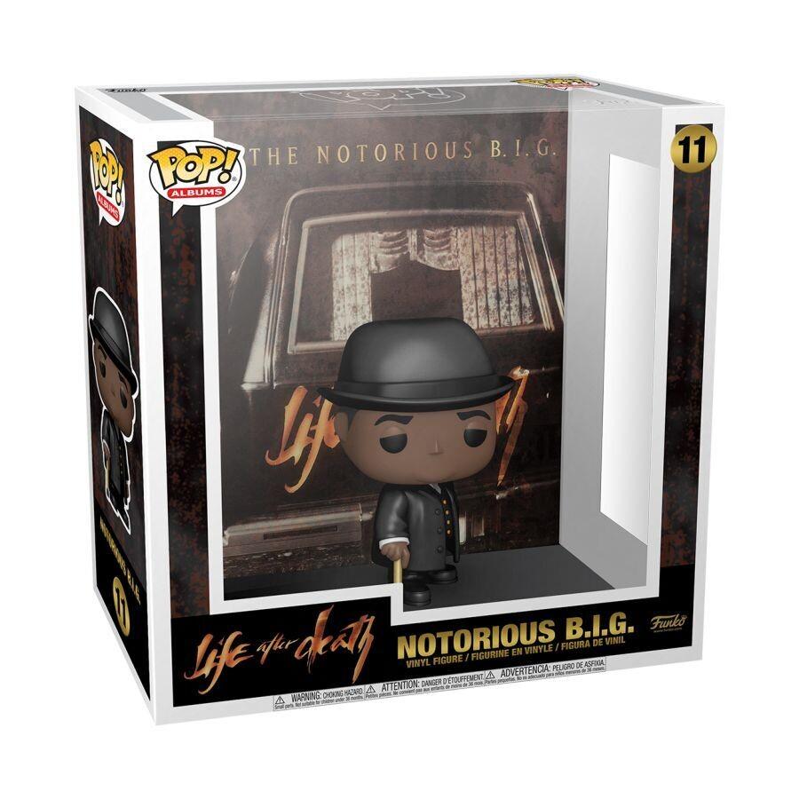 Pre-Order: Notorious B.I.G. - Life After Death Pop! Album Vinyl Figure