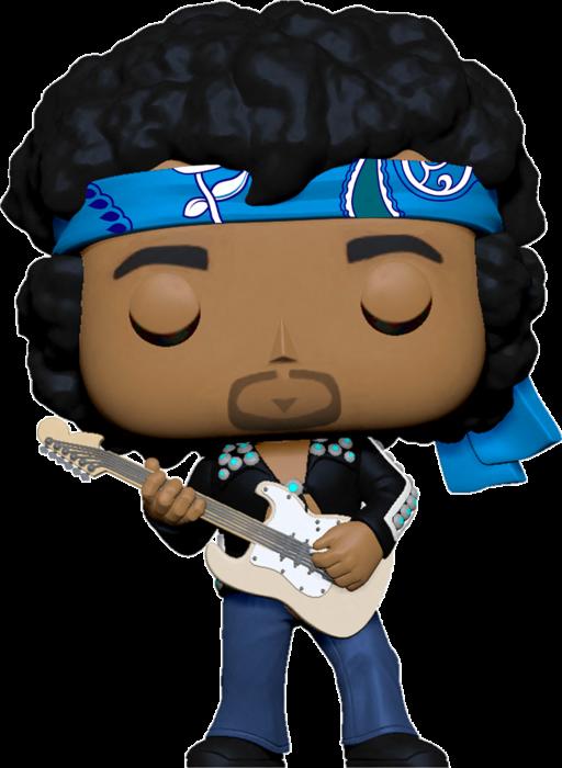 Pre-Order: Jimi Hendrix - Jimi Hendrix Live in Maui Pop! Vinyl Figure