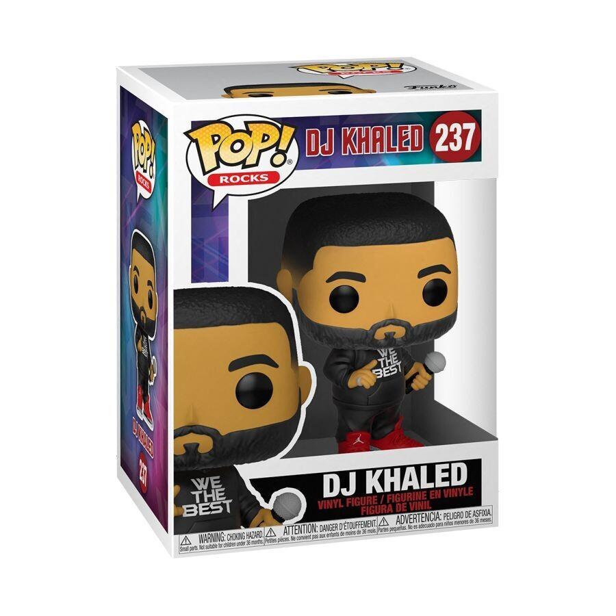 DJ Khaled - DJ Khaled Pop! Vinyl Figure