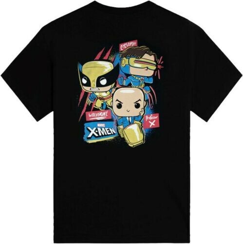 Funko Pop! T-Shirt Marvel X-men Tees