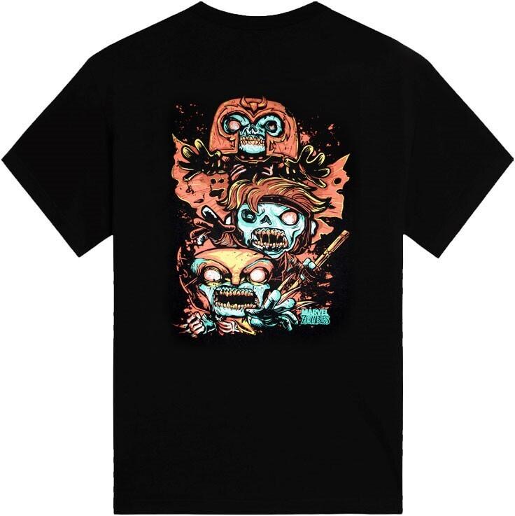 Funko Pop! T-Shirt Marvel Zombies Tees