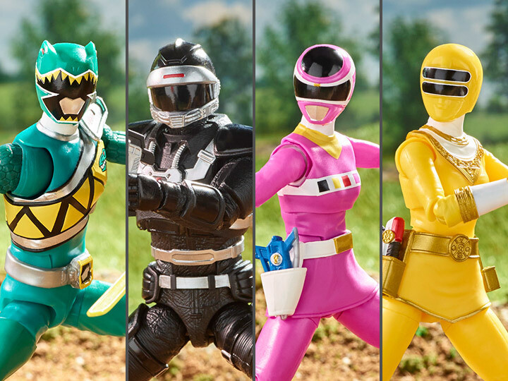 Pre-Order: Power Rangers Lightning Collection Wave 10