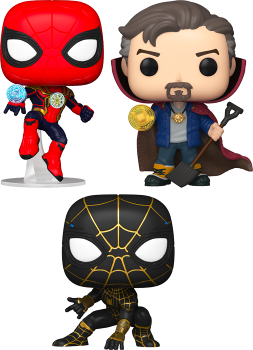 Pre-Order: Spider-Man: No Way Home - What's Up, Doc? Pop! Vinyl Figure