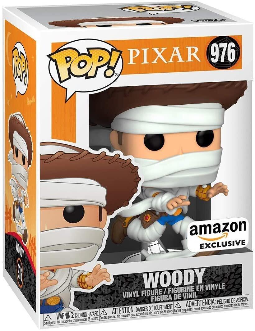 Disney Pixar- Toy Story Woody as Mummy Pop! Vinyl Figure