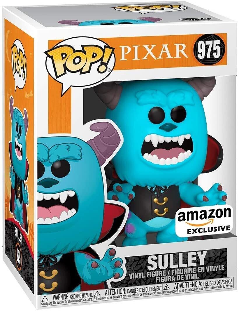 Disney Pixar- Sulley as Vampire Monsters Inc Pop! Vinyl Figure