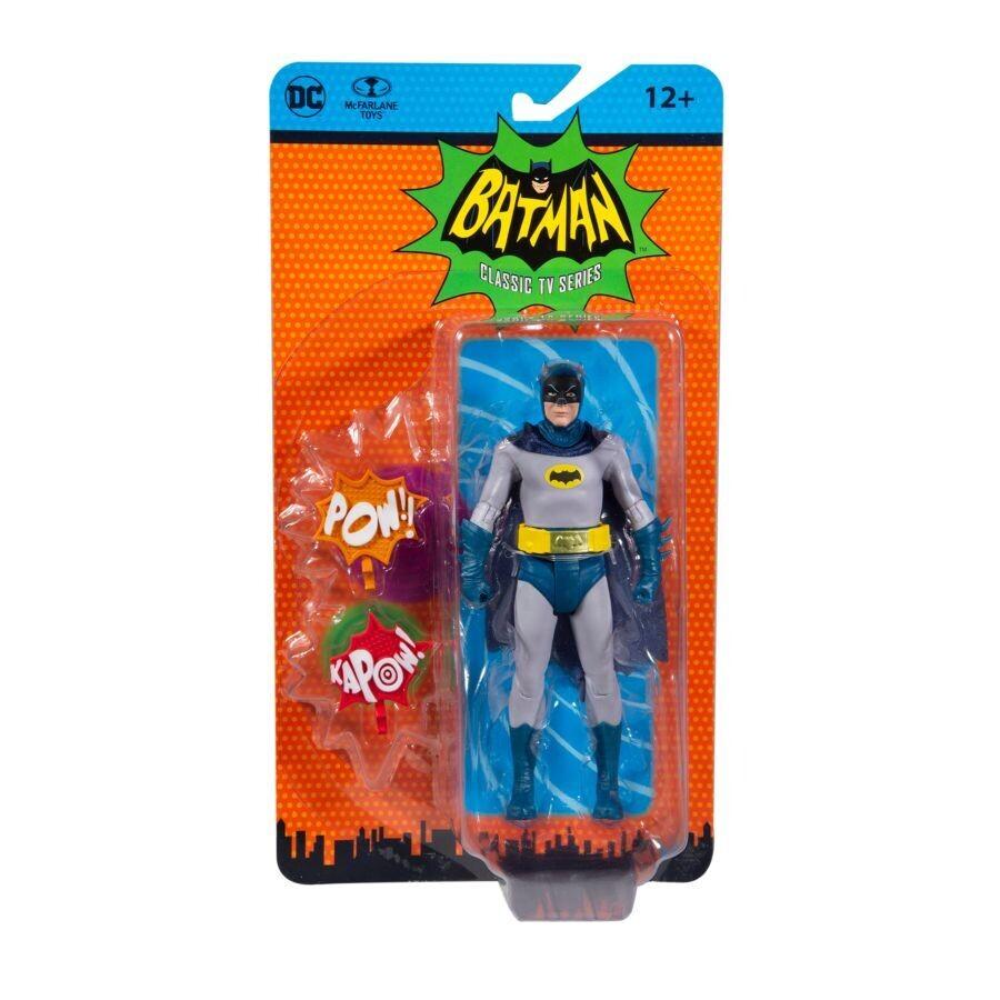 "Pre-Order: Batman (1966) - Batman 6"" Action Figure"