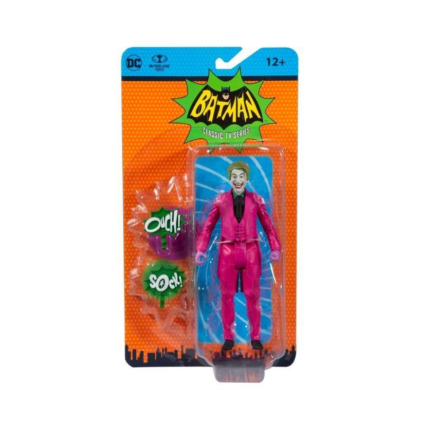 "Pre-Order: Batman (1966) - Joker 6"" Action Figure"