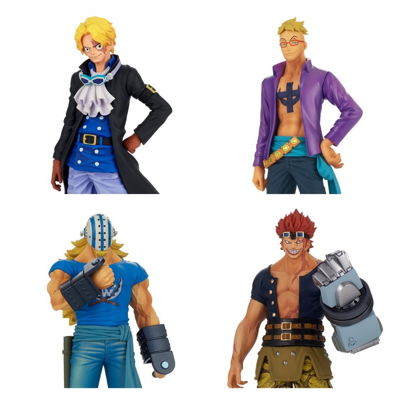Pre-Order: One Piece Grandista The Grandline Men Figure