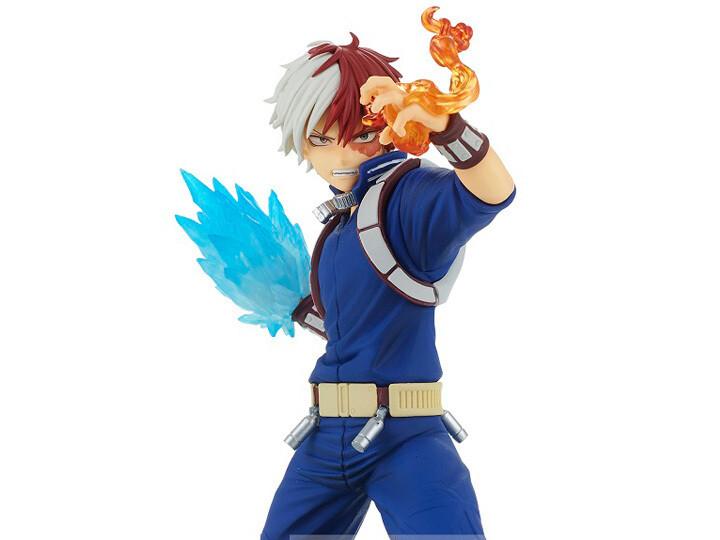 Pre-Order: My Hero Academia The Amazing Heroes Vol.15 Shoto Todoroki
