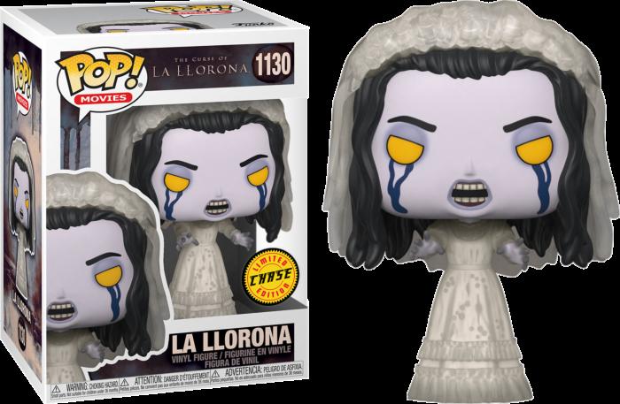 The Curse Of La Llorona - La Llorona Pop! Vinyl Figure Bundle of 6 (set of 6 Pops)