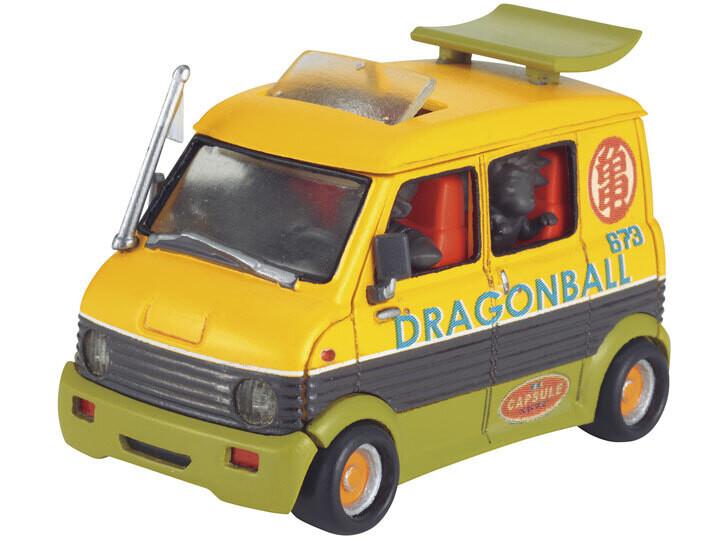 Dragon Ball Mecha Collection Vol. 7 Master Roshi's Wagon Model Kit