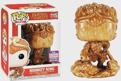 Pre-order- Journey to the West- Wooden Monkey King Pop! Vinyl Figure