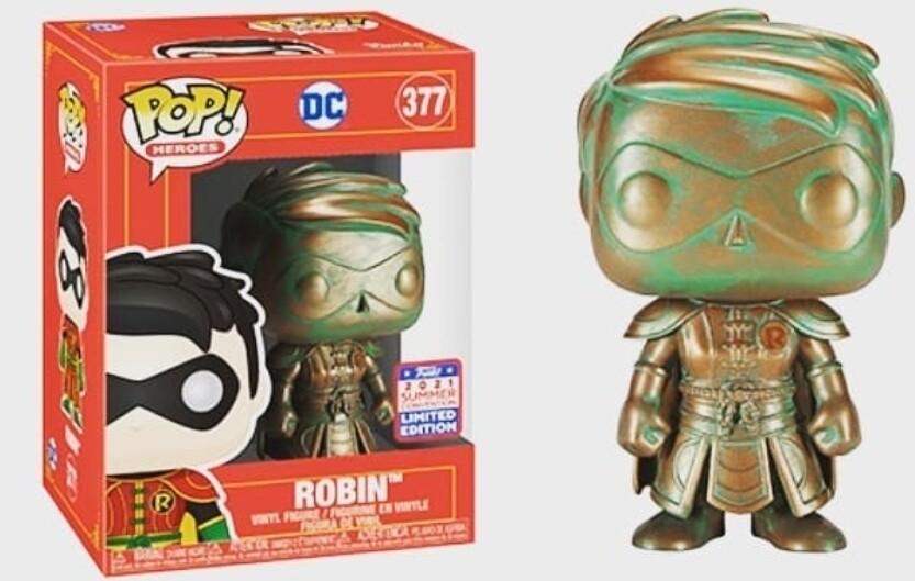 Funko Asia DC - Robin Imperial Pop! Vinyl Figure
