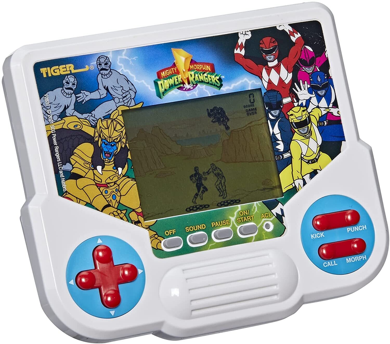 Tiger Electronics Power Rangers Edition