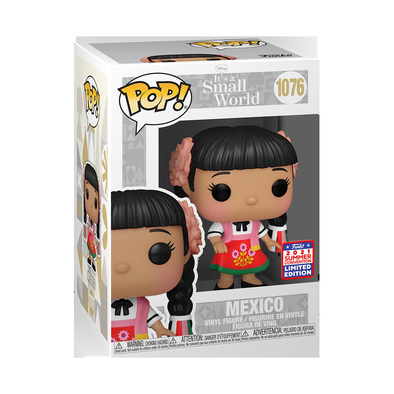 Disney - Small World Mexico Pop! Vinyl Figure