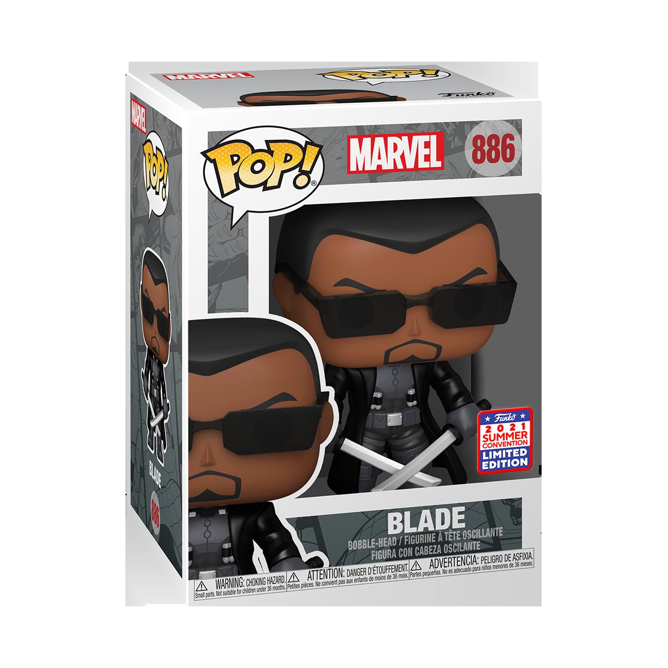 Blade - Blade Pop! Vinyl Figure