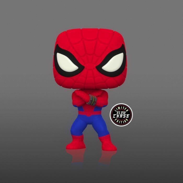 Pre-Order: Spider-Man - Spider-Man Japanese TV Series Pop! Vinyl Figure Bundle of 6 (set of 6 Pops)