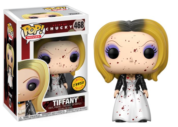Bride of Chucky - Tiffany Chase Pop! Vinyl Figure Bundle of 6 (set of 6 Pops)