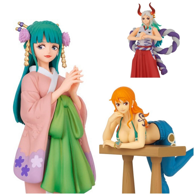 Pre-Order: One Piece Grandline Figure