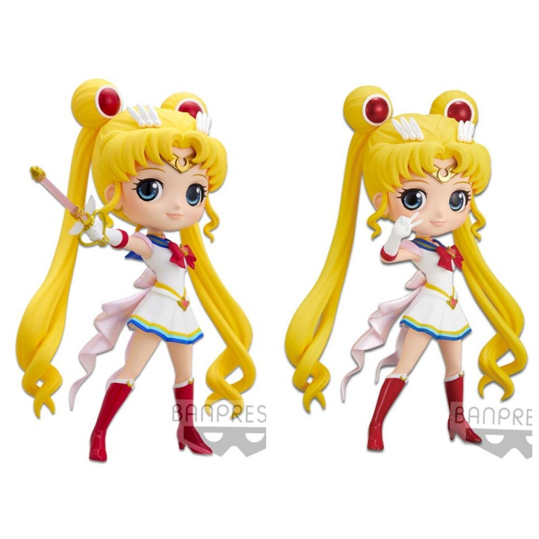 Pre-Order: Sailor Moon Eternal Q Posket Super Sailor Moon