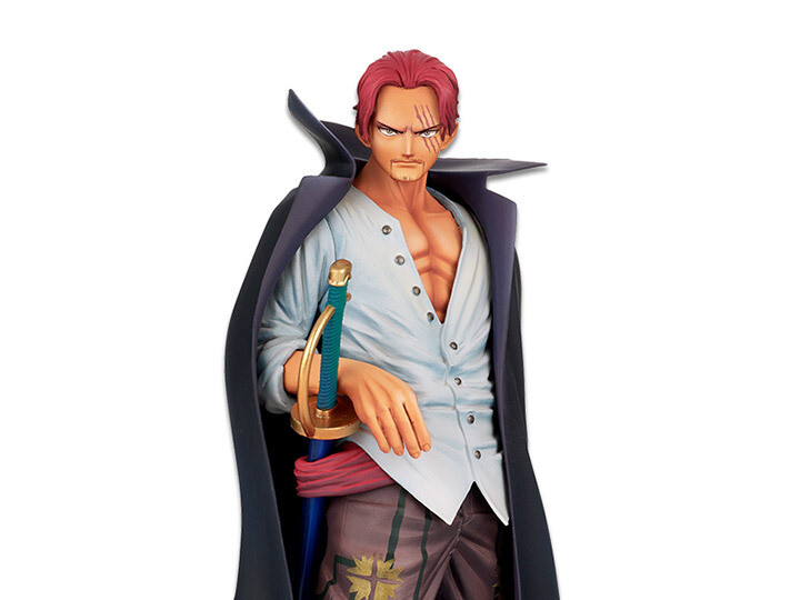 Pre-Order: One Piece Chronicle Master Stars Piece Shanks
