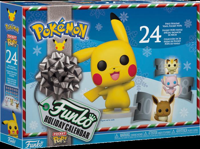 Pre-Order: Pokemon - Pocket Pop! Vinyl Advent Calendar