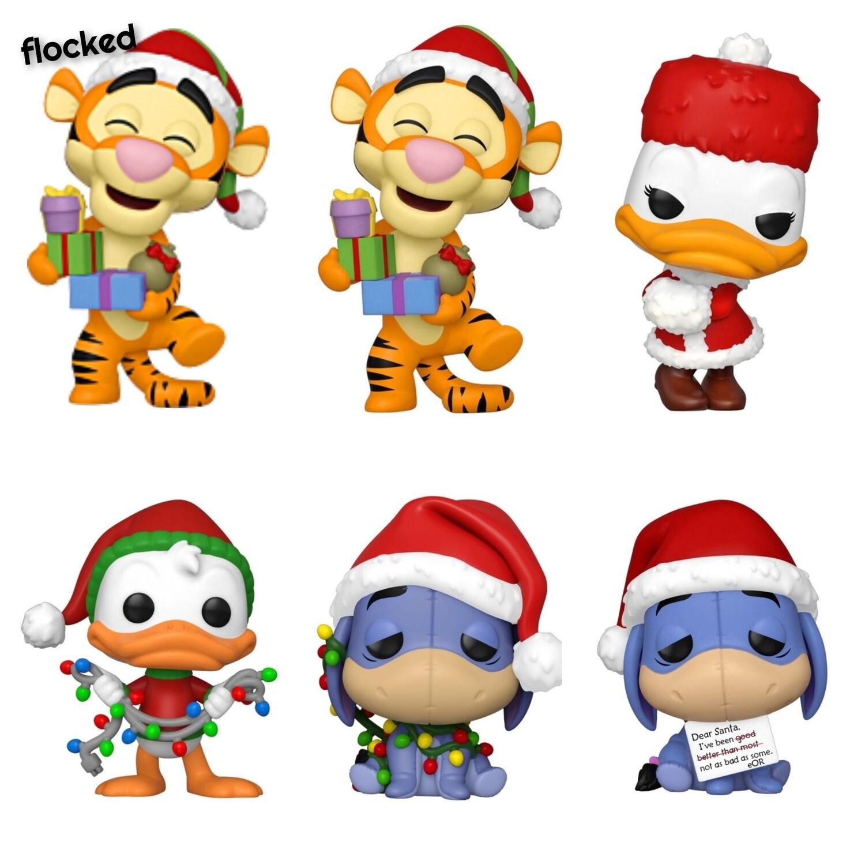 Pre-Order: Walt Disney - Happy Holiday Pop! Vinyl Figure