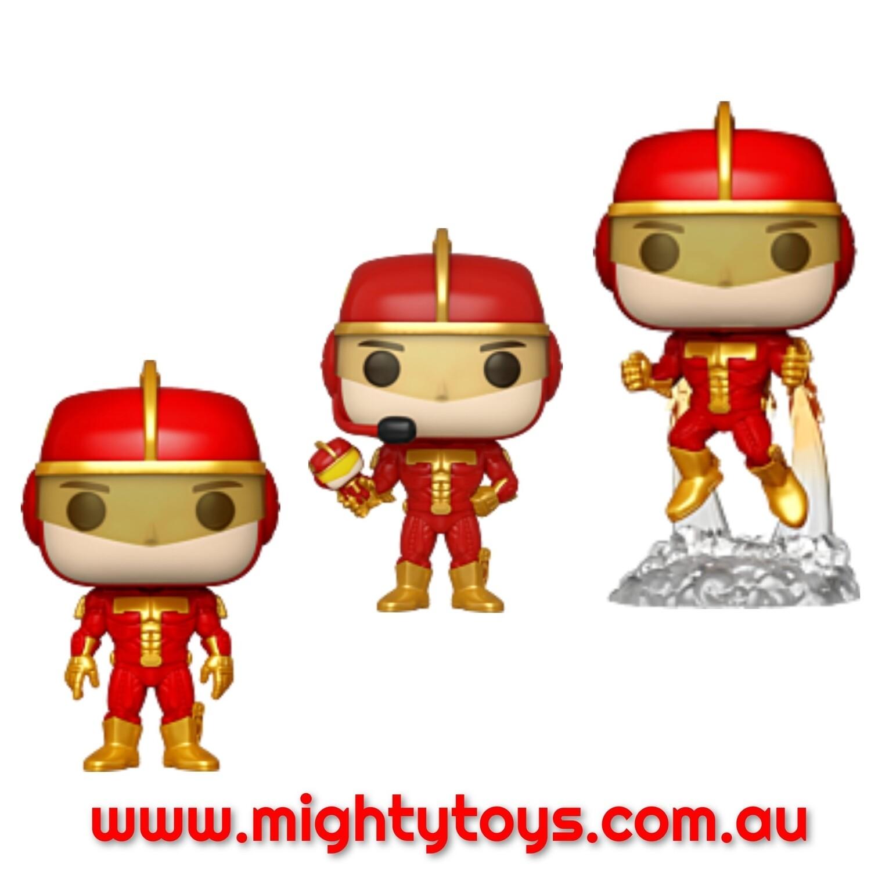 Pre-Order: Jingle All the Way - Turbo Man Pop! Vinyl Figure