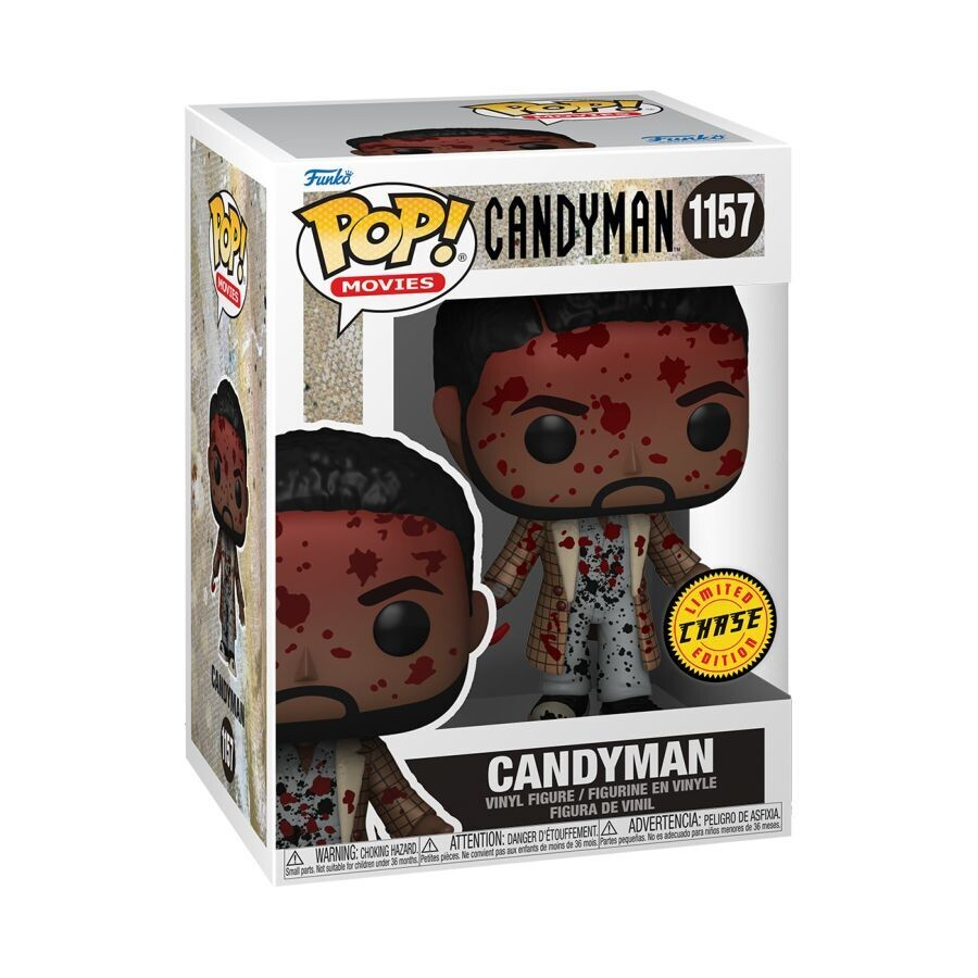 Candyman (2021) - Candyman Chase Pop! Vinyl Figure Bundle of 6 (set of 6 Pops)