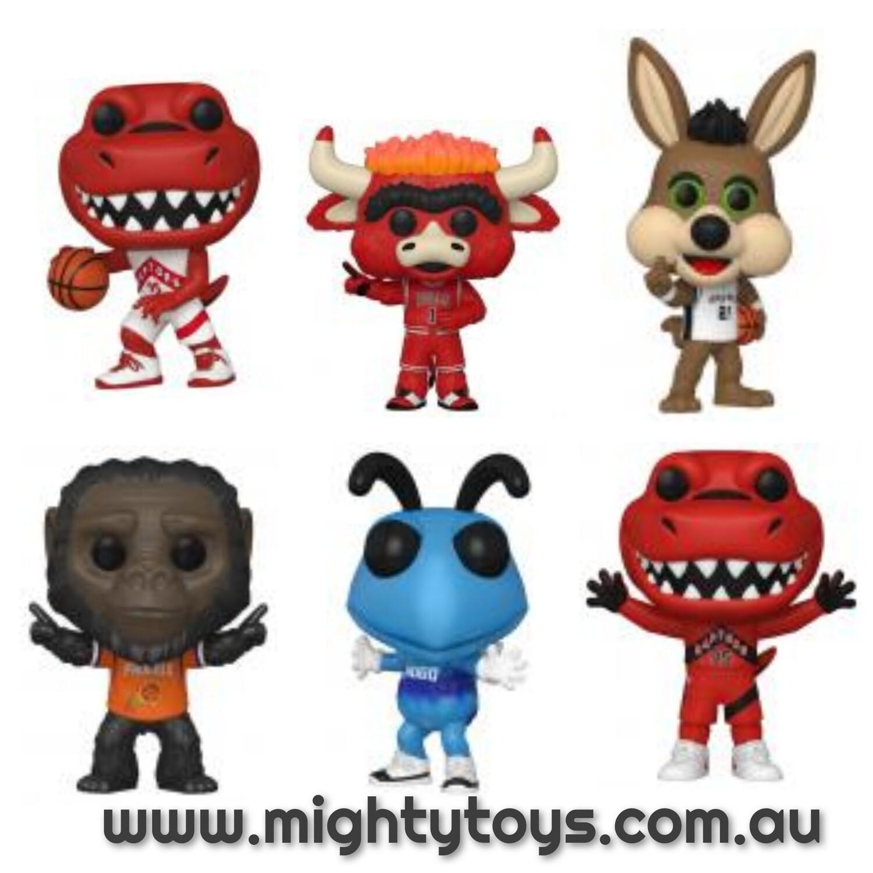 Pre-Order: NBA: Mascots Pop! Vinyl Figure