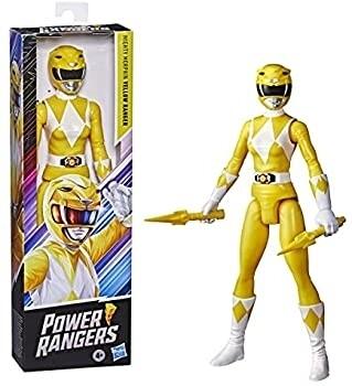 Hasbro Mighty Morphin Power Rangers- Yellow Ranger 12 Inch figure