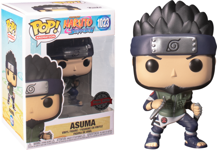 Naruto: Shippuden - Asuma Pop! Vinyl Figure