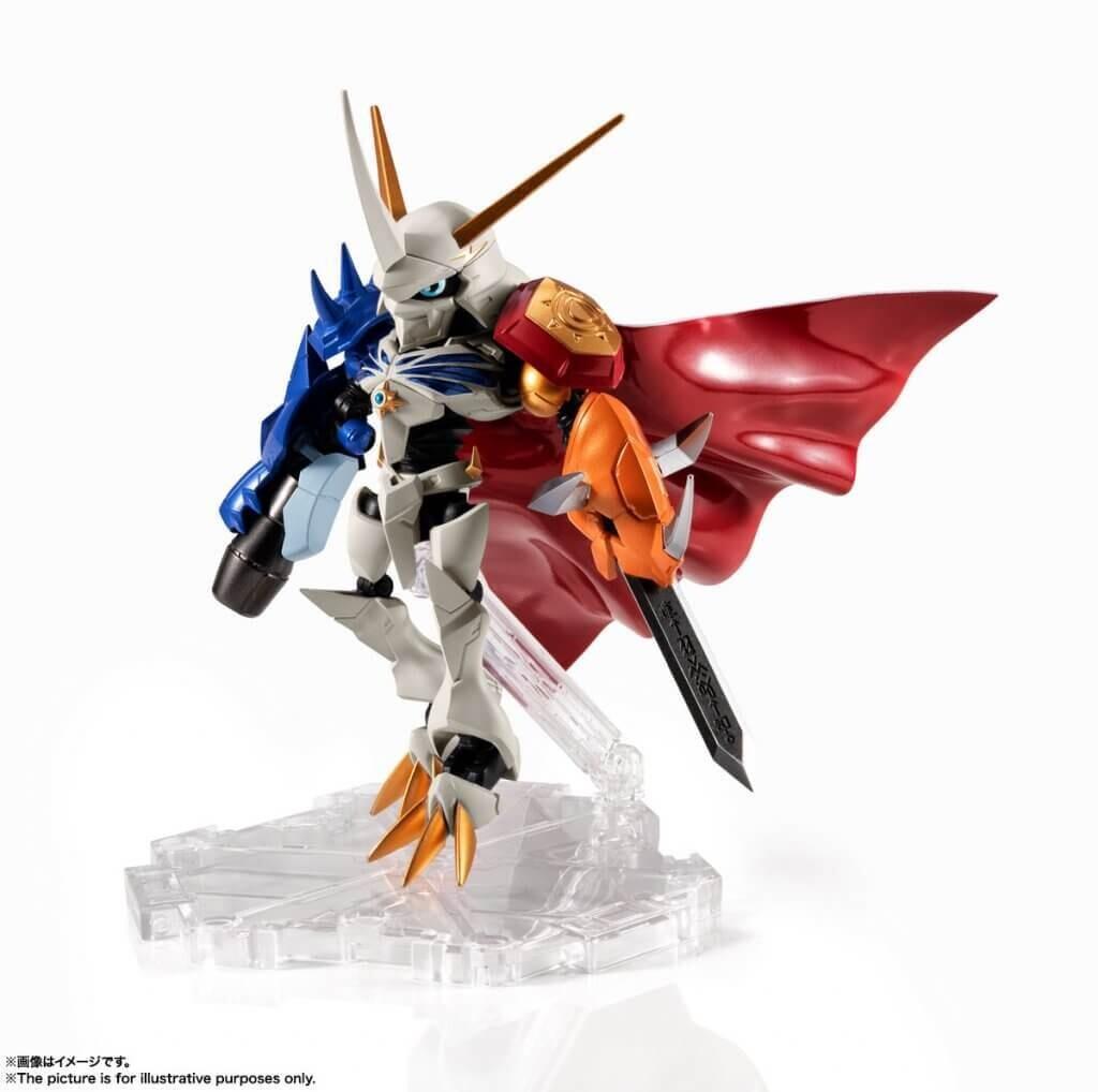 Pre-order: NXEDGE STYLE Digimon Adventure Omegamon Special Colour Ver