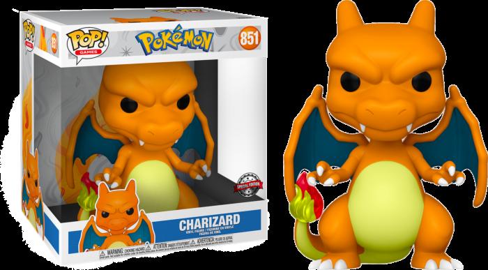 "Pre-Order: Pokemon - Charizard 10"" Pop! Vinyl Figure"