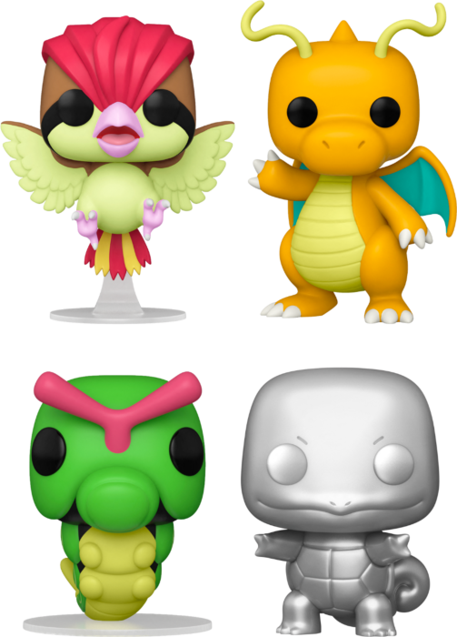 Pre-Order: Pokemon - Rise of the Silver Squirtle Pop! Vinyl Figure