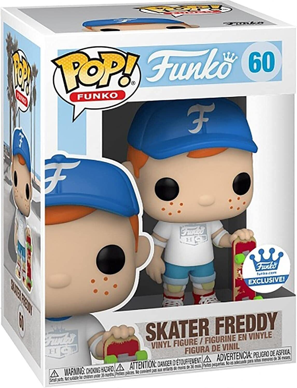 Freddy Funko - Freddy Skater Pop! Vinyl Figure